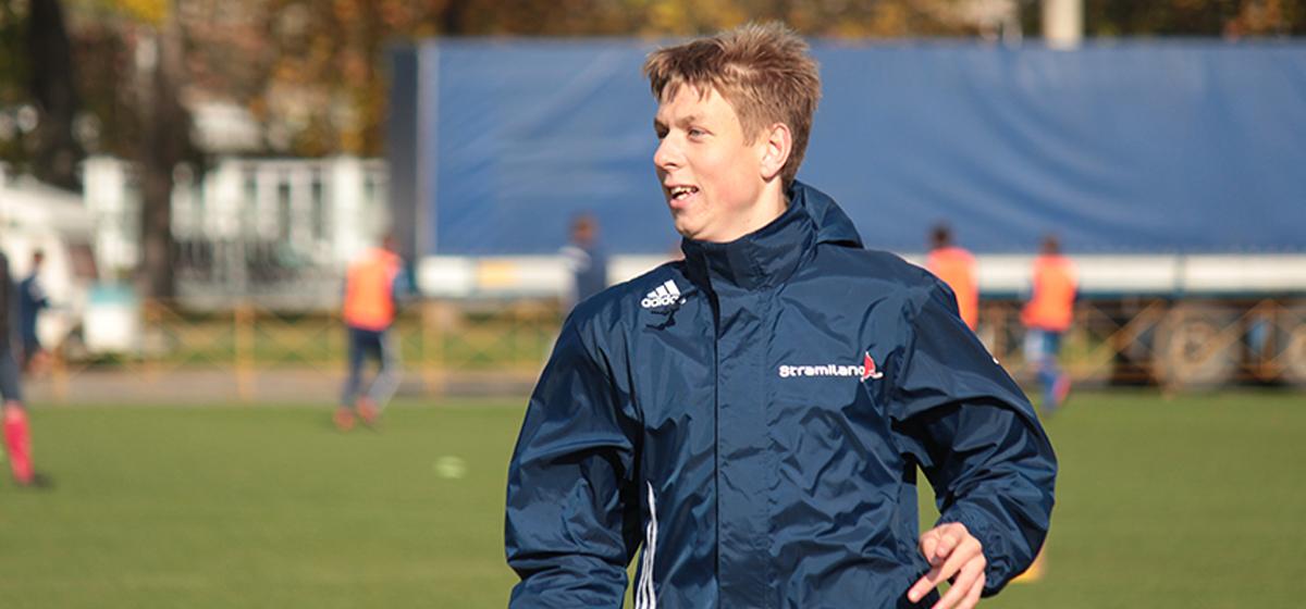 Барановичский футболист Дмитрий Федорцов рассказал о том, почему перешел в брестское «Динамо»