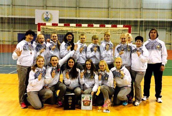 Барановичские хоккеистки стали бронзовыми призерами международного турнира