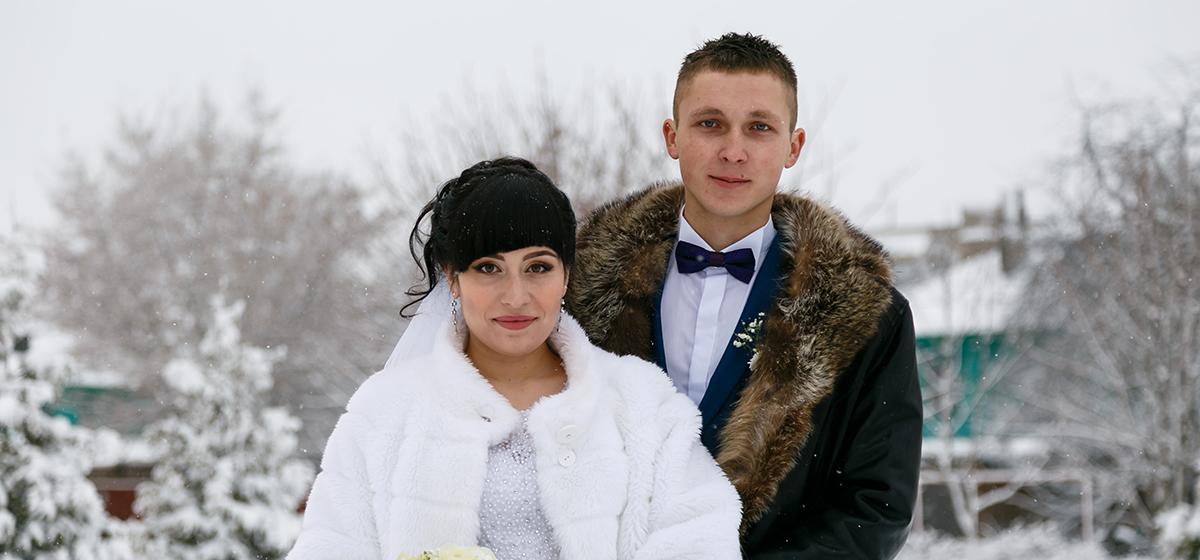 Свадебная пара недели: Андрей и Алина