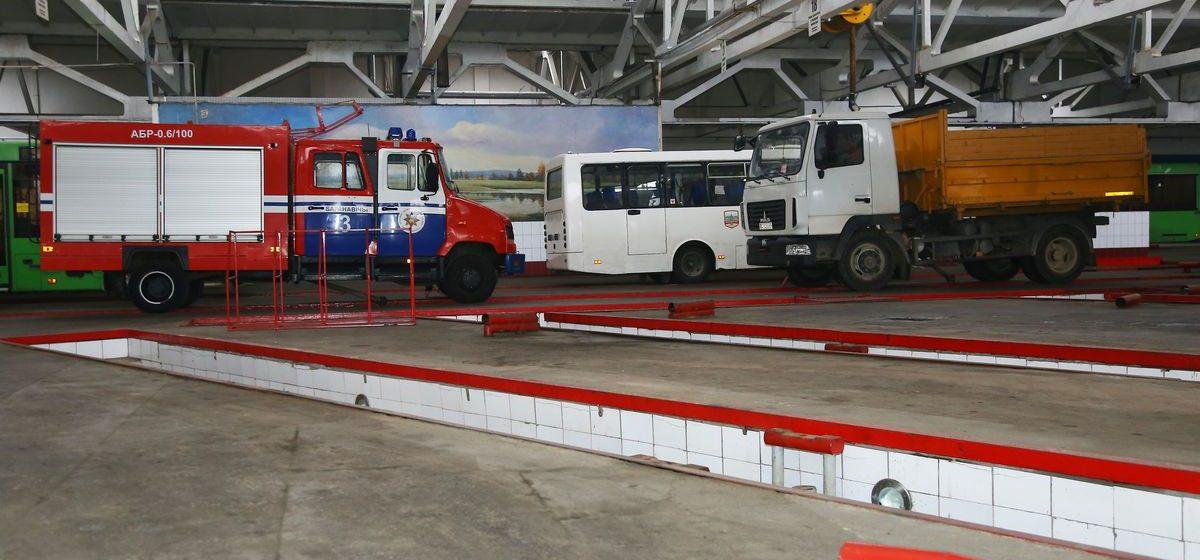 СТОпроцентный автосервис для грузовых и легковых авто*