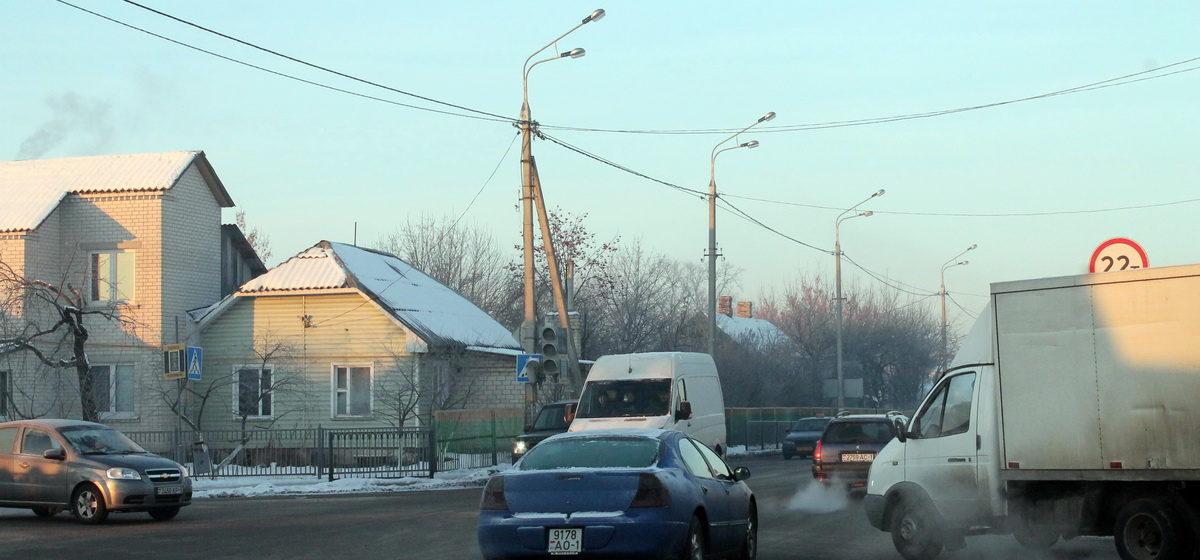 За 2016 год на дорогах в Барановичах не погиб ни один человек