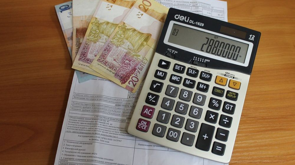 Сколько жировок может оплатить на свою зарплату житель Барановичей и житель столицы