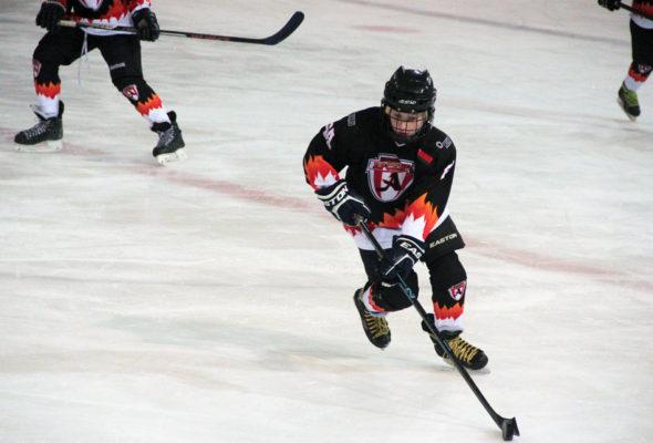 Юные хоккеисты барановичского «Арсенала» дважды выиграли в Новополоцке