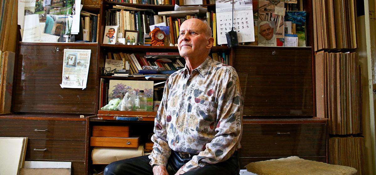 Барановичский художник Иосиф Голяк: «Отдел культуры идет по пути наименьшего сопротивления»