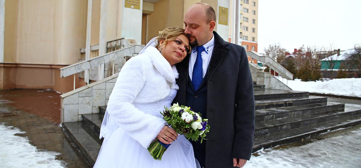 Свадебная пара недели: Катерина и Пауль