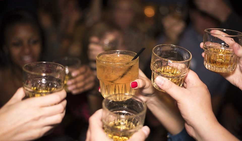 Беларусь оказалась на 27-м месте среди самых пьющих стран мира