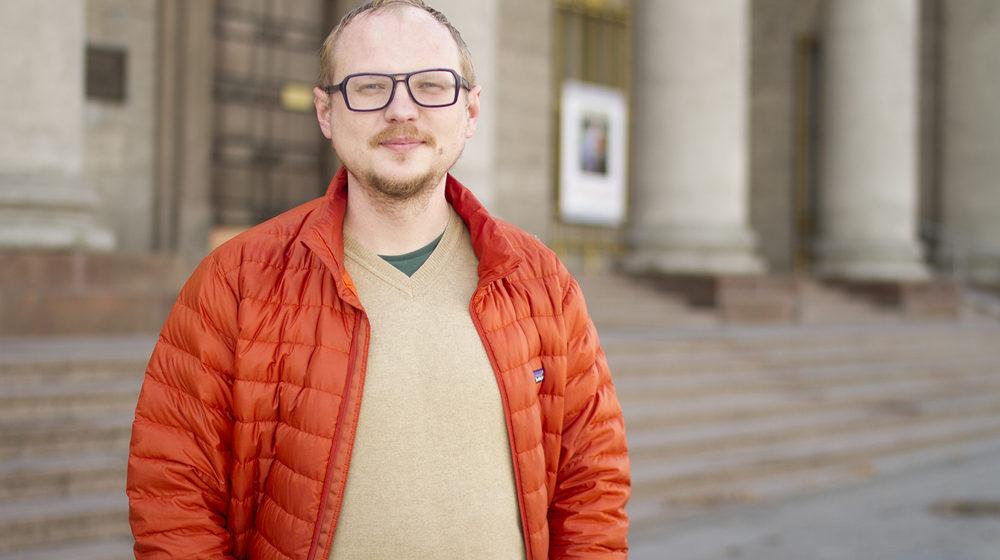 Курейчик: «Кино в Беларуси нужно создавать с нуля»