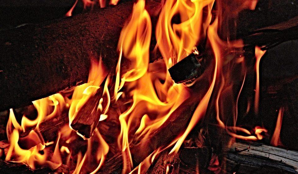 В Барановичском районе в огне погиб мужчина