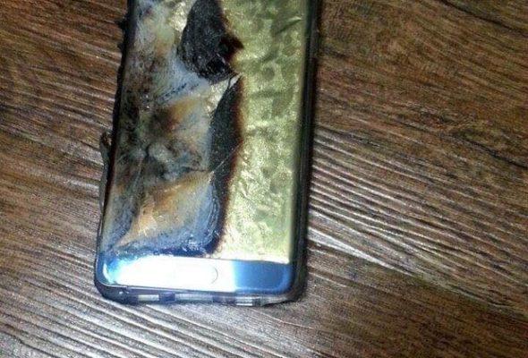 В Samsung разобрались, почему взрывался Galaxy Note 7, и сделали официальное заявление
