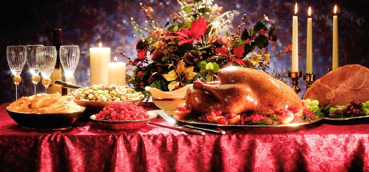 Запеченный гусь и сбитень – чем удивить гостей в рождественский вечер