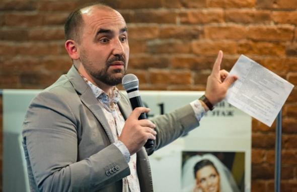 КГБ задержал известного белорусского бизнесмена Александра Кныровича