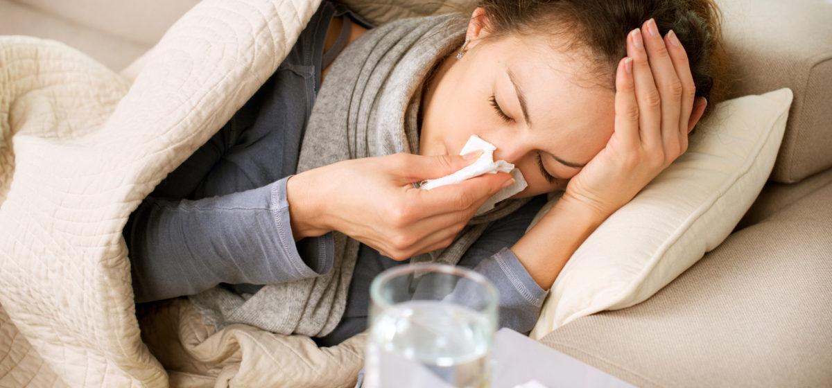 Пять правил, как защититься от гриппа в сезон эпидемии