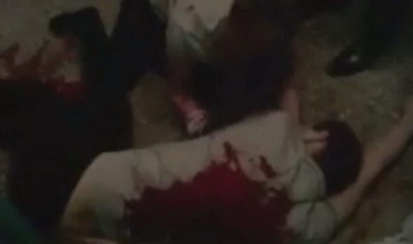 В Минске милиционер два раза выстрелил в напавшего на него мужчину