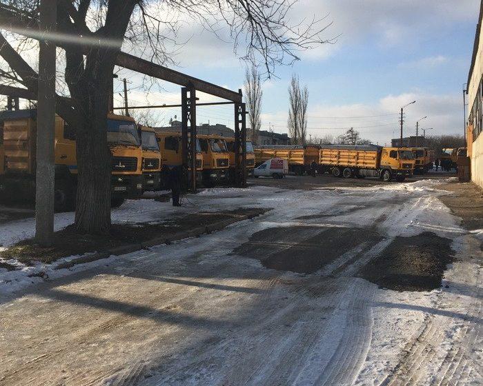В Украине нашли еще 50 грузовиков из 150 украденных у МТЗ