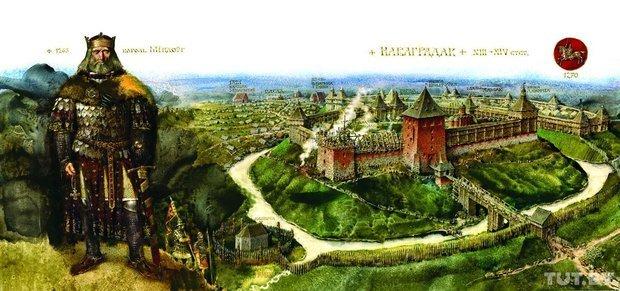 Выходит первая иллюстрированная книга по истории Беларуси для детей и подростков