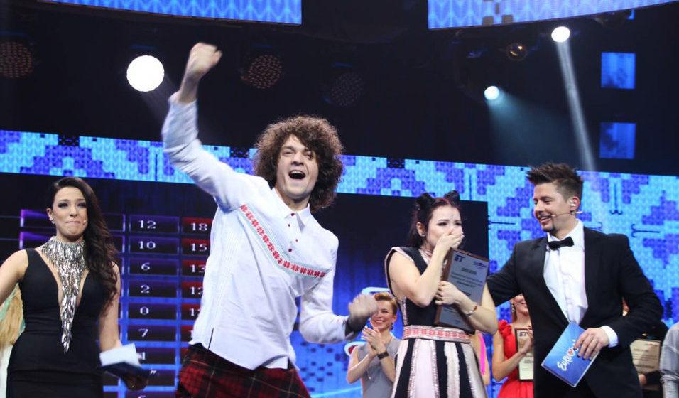 Группа Navi с белорусскоязычной песней представит Беларусь на «Евровидении-2017»