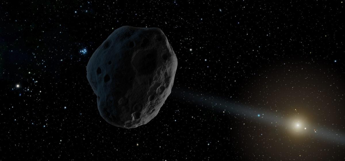 Две кометы на большой скорости приближаются к Земле