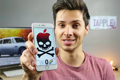 Найден способ, как «убить» iPhone с помощью смайликов