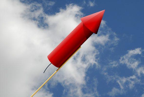 В Гомеле девушке в лицо попала ракета фейерверка
