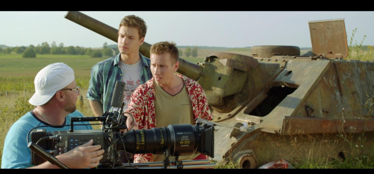 В Барановичах покажут кинокомедию «PARTY-ZAN ФИЛЬМ» известного белорусского кинорежиссера Андрея Курейчика