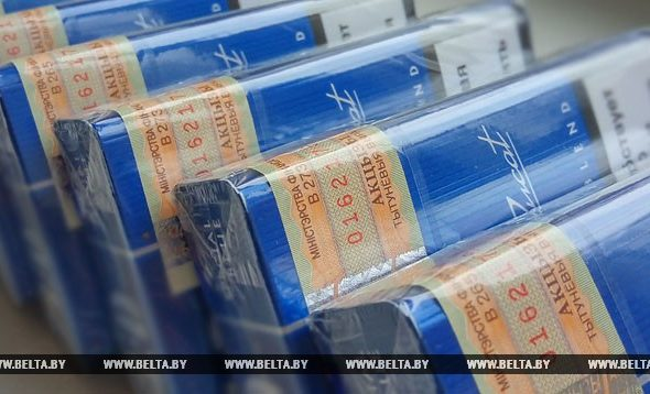 С 1 марта в Беларуси снова дорожают сигареты