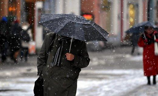 В Барановичах ожидаются дожди и ветер
