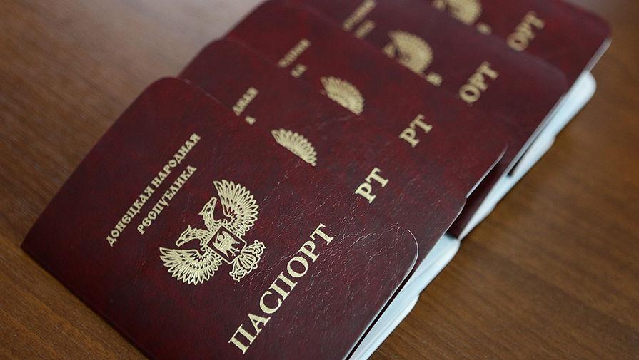 Въезд в Беларусь по документам ЛНР и ДНР запрещен