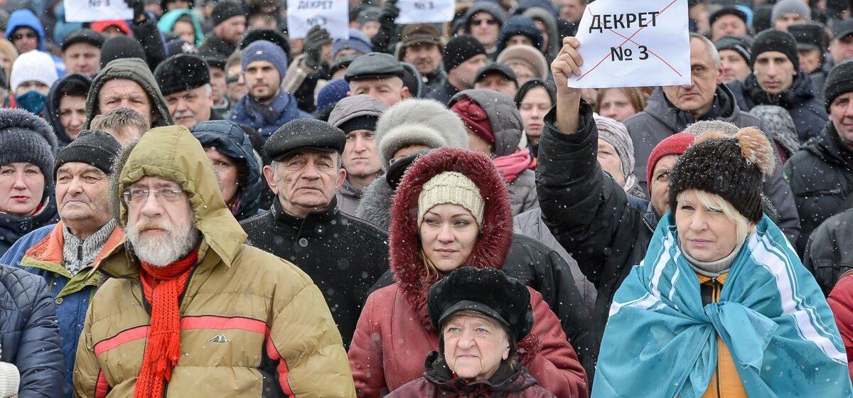 Активистов «Маршев нетунеядцев» вызывают в милицию и составляют протоколы