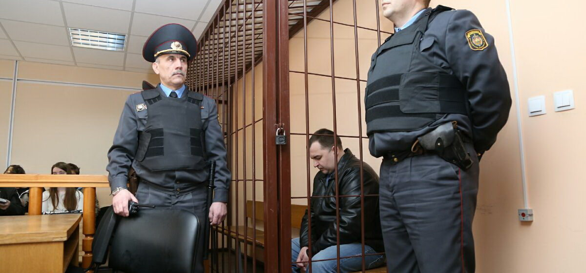 В Ляховичах судят бывшего руководителя Барановичской ГАИ Андрея Волковыцкого