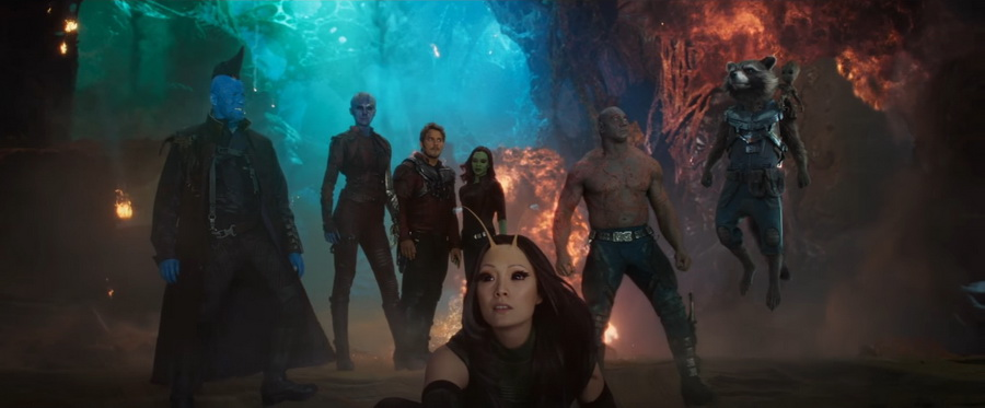 Marvel выпустила новый трейлер фильма «Стражи Галактики. Часть 2»