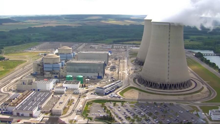 Во Франции на АЭС произошел взрыв