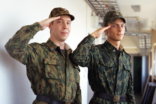 Тест: Кем бы вы были в армии?