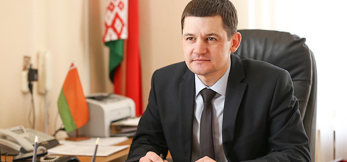 В Барановичах назначен новый начальник транспортной милиции