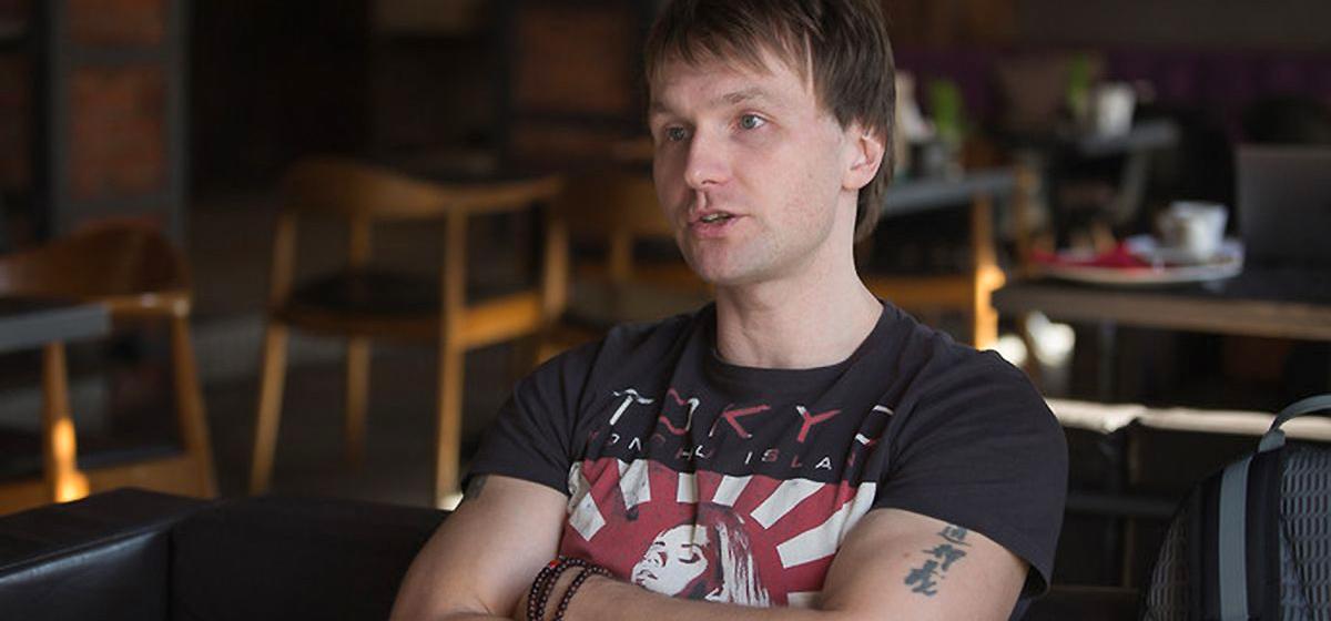 Известный КВНщик из Барановичей Андрей Дерьков: «Я сильно устал от юмора»