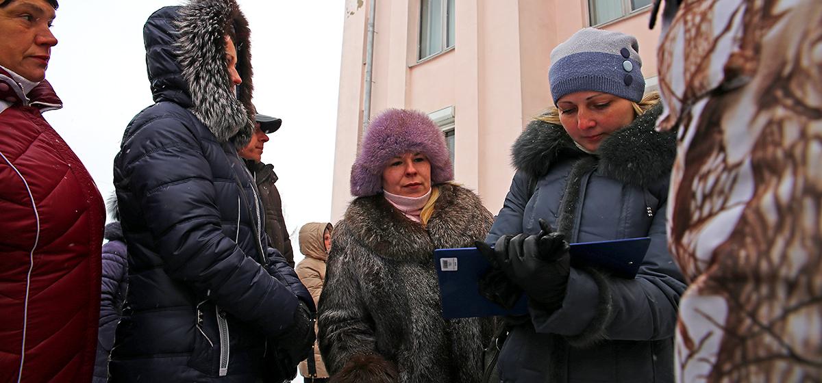 В Барановичах 95% обратившихся в налоговую доказали, что они не тунеядцы
