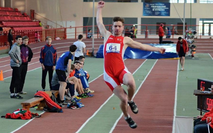 Школьники из Барановичей завоевали восемь медалей на первенстве Беларуси по легкой атлетике