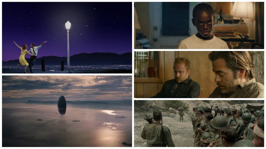 YouTube представил рейтинг самых популярных трейлеров номинантов на «Оскар» за лучший фильм