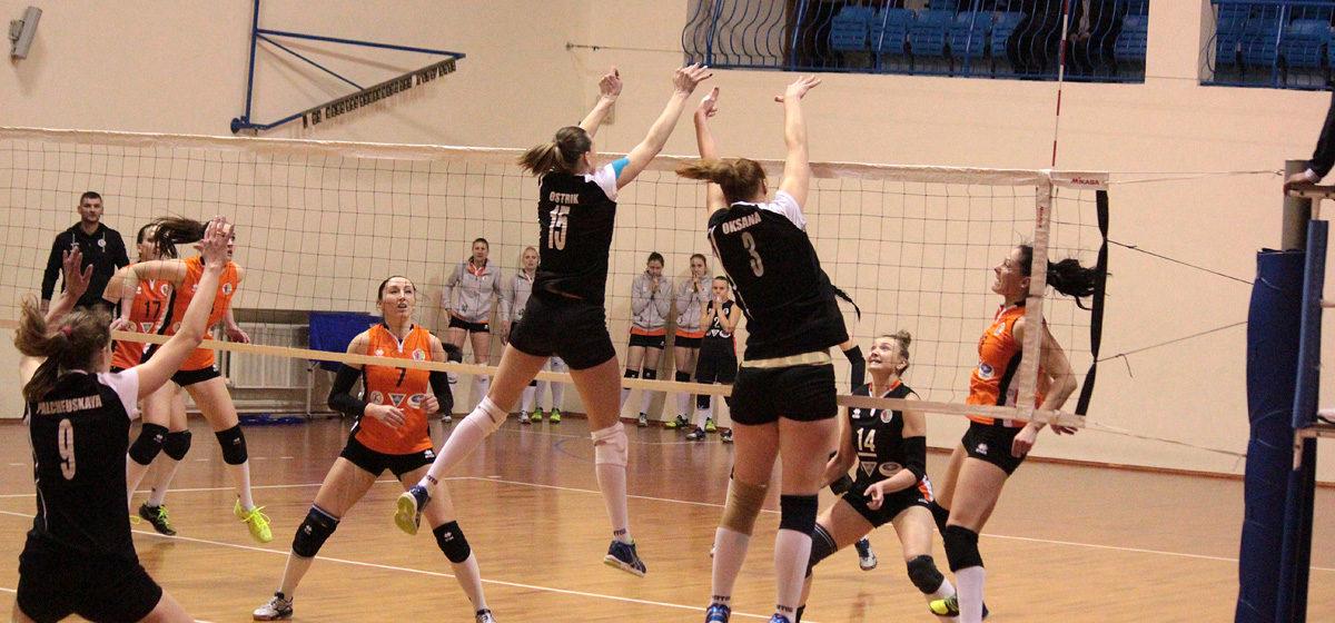 Барановичский «Атлант» пока не обеспечил себе участие в полуфинале чемпионата страны