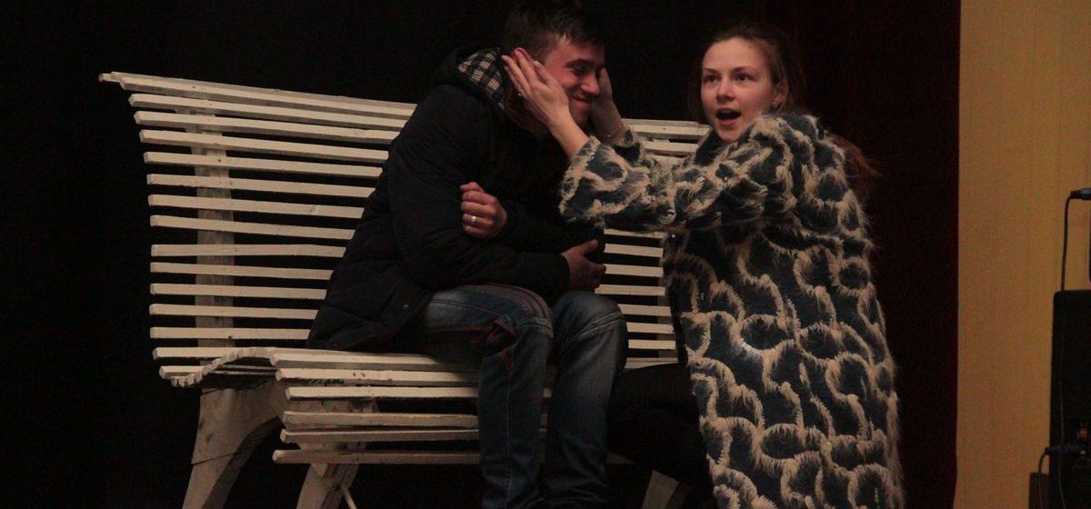 В Барановичах пройдет премьера спектакля «Карпуша Forever»