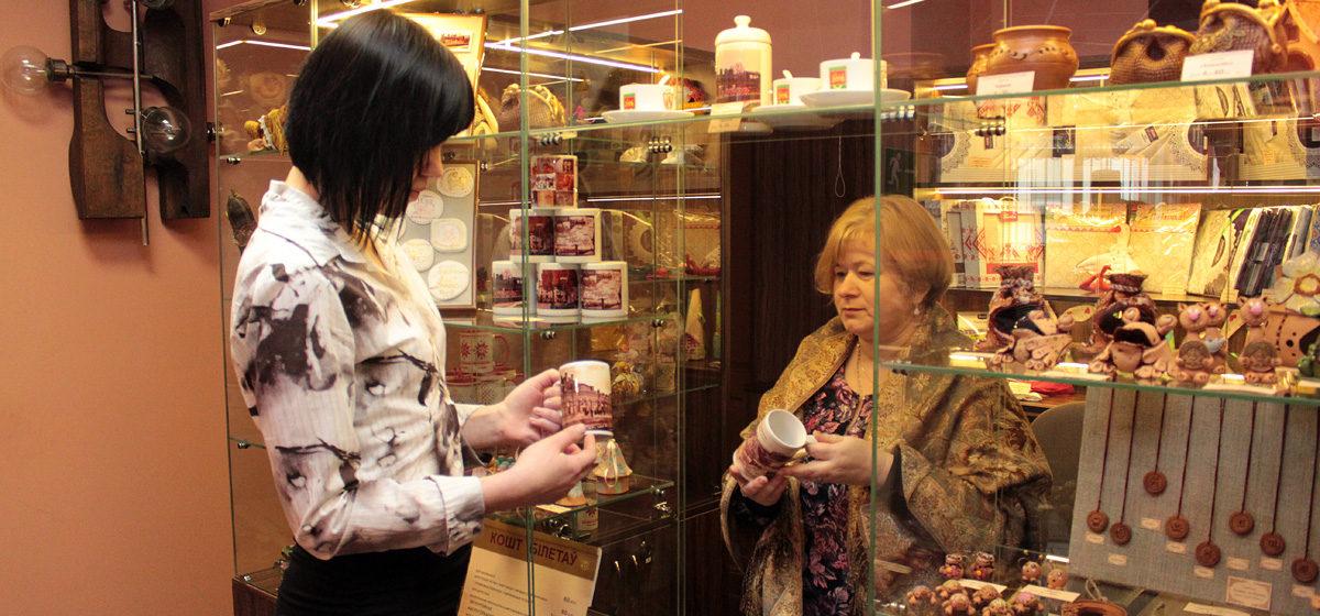 В Барановичском краеведческом музее открылся сувенирный ларек