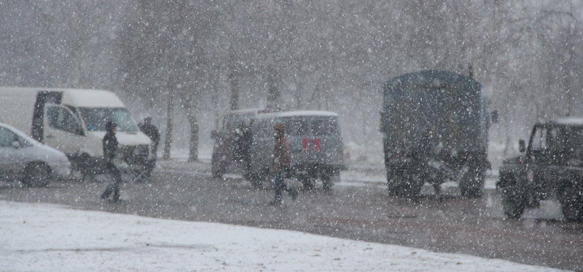 Погода в Беларуси в начале недели сильно испортится