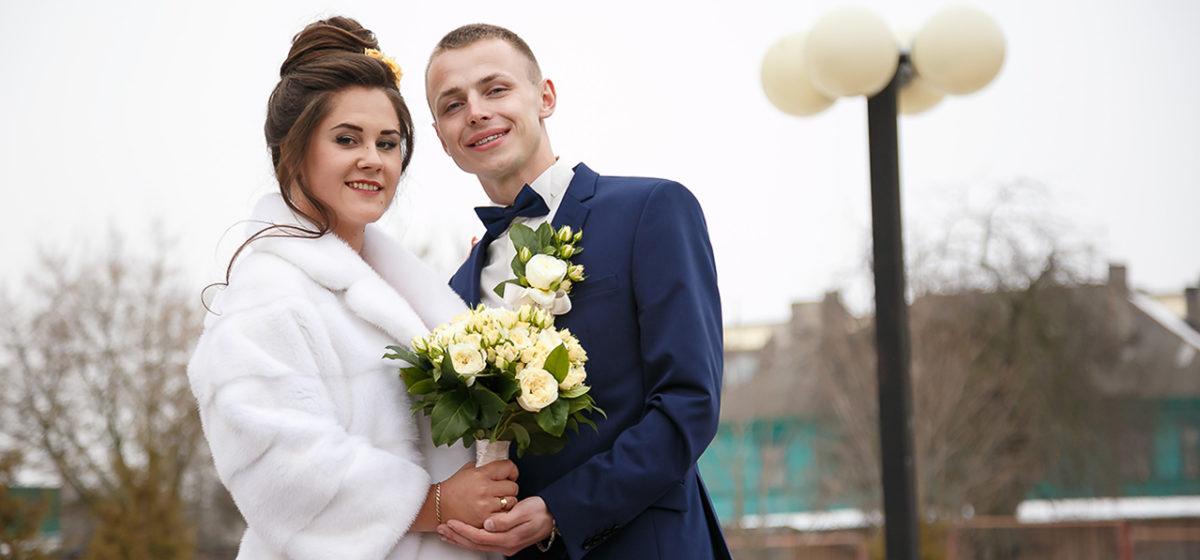 Свадебная пара недели: Александр и Анна