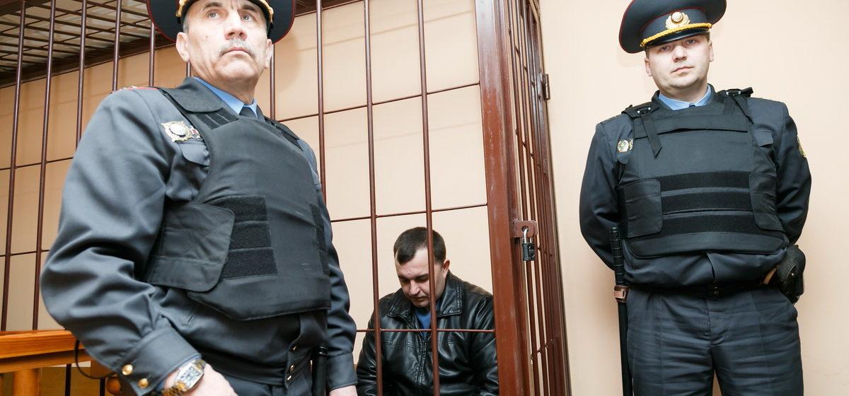 Прокурор запросил пять лет колонии-поселения для бывшего и.о. начальника Барановичской ГАИ