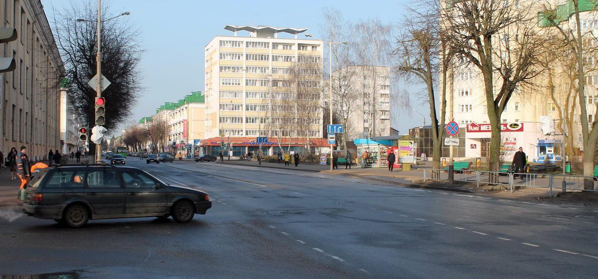 В Барановичах меняют работу светофоров на перекрестках улиц Ленина – Войкова и Войкова – Баранова