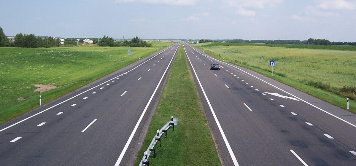 Вечером 16 февраля на участке трассы Брест-Минск-граница РФ будет ограничено движение транспорта