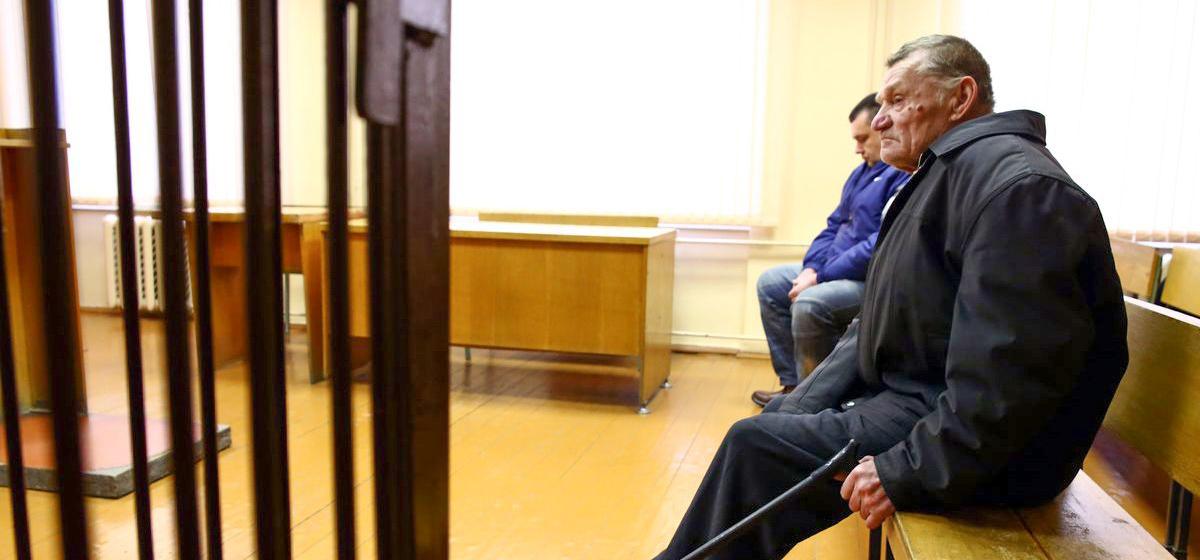 В Барановичах осудили бесправника, который сбил человека и скрылся с места ДТП