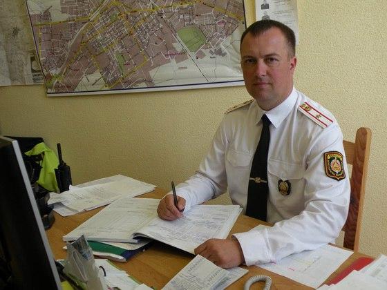 В Барановичах назначен новый начальник городской ГАИ