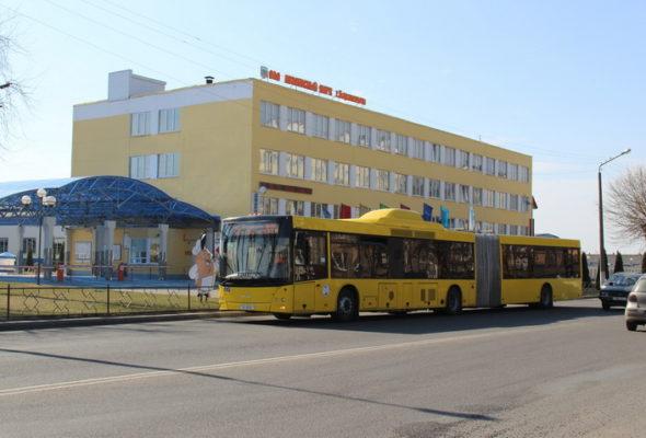 В Барановичах в рабочие дни изменится расписание движения автобусов по маршруту № 27