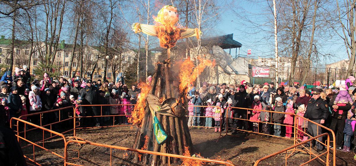 Сегодня – Масленица. Программа народных гуляний в Барановичах