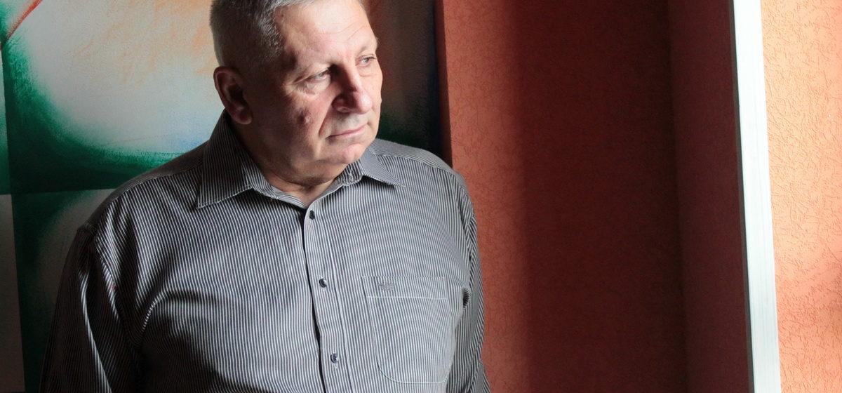 Вениамин Голынкин вернулся в Барановичи